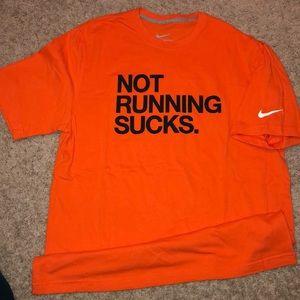 NWOT Nike men's T shirt size Large